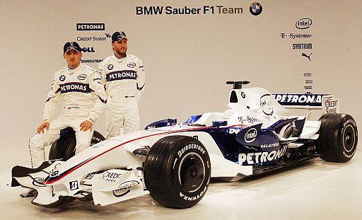 Formel-1: BMW Sauber arbeitet schon für die Saison 2009.