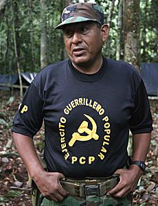 José Flores Hala, alias 'Artemio'. | AP