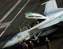 Así es un F18.| Afp