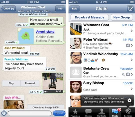 WhatsApp cobrará también una suscripción anual a los usuarios de ...