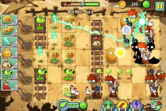 'Plants vs Zombies 2', adicción garantizada