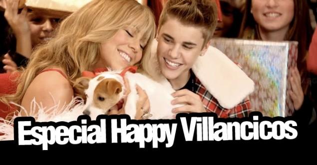 Justin Bieber y Mariah Carey, Los Reyes Del Villancico