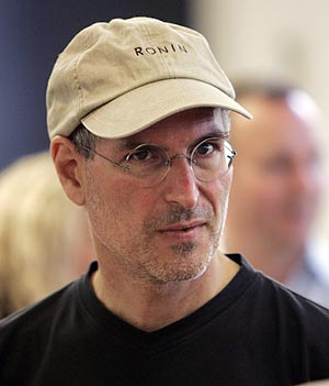 El verdadero Steve Jobs. (Foto: AP)