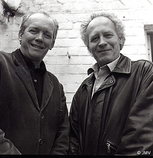 Luc y Jean-PIerre Dardenne