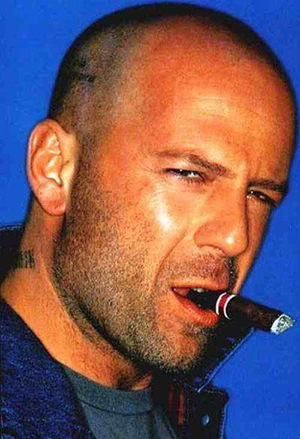 Bruce Willis en el papel de Hannibal. (Foto: Empire Online).