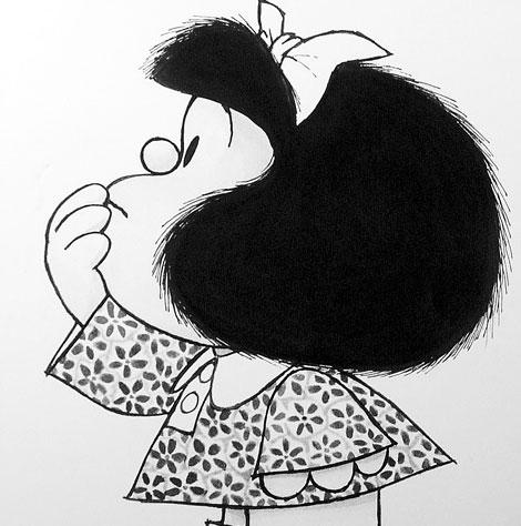 Sentados junto a Mafalda | Cultura | elmundo.