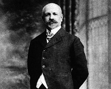 Francesc Ferrer i Guardia, fundador de la Escuela Moderna. | FUNDACIÓ FERRER I GUARDIA