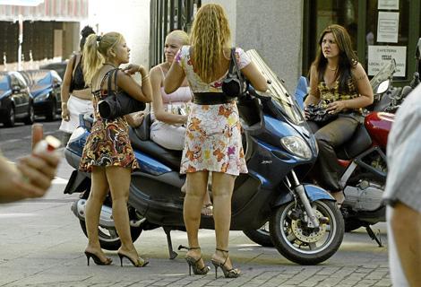 prostitutas en velez malaga prostitutas de la montera