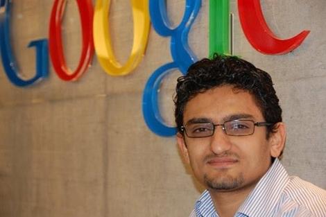 El ejecutivo de Google, Wael Ghonim. | EL MUNDO