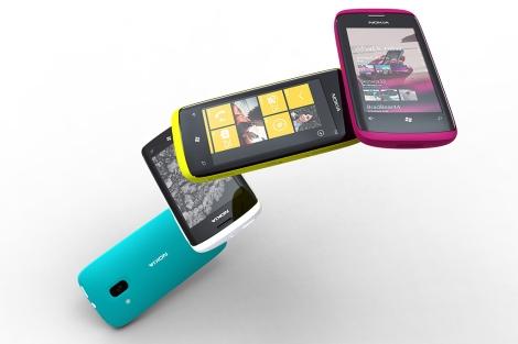 Imagen del nuevo teléfono.