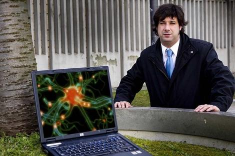 Aitor Moreno, responsable del área de Sistemas Inteligentes en Ibermática. | Iñaki Andrés