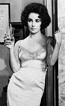 Fotograma de 'Una mujer marcada', cinta que le dio un Oscar.