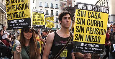 Imagen de la manifestación