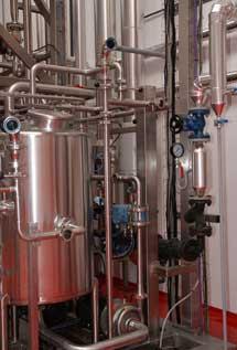 El proceso de deconstrucción del vino tiene tres fases.