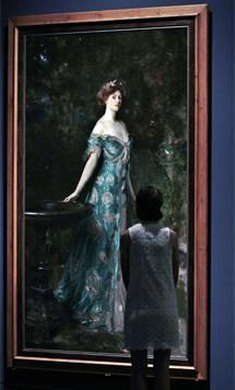 'La condesa de Sutherland', de John Singer Sargent. | Efe