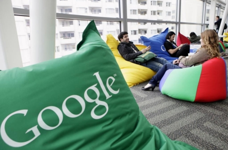 Oficinas de Google. | Ap