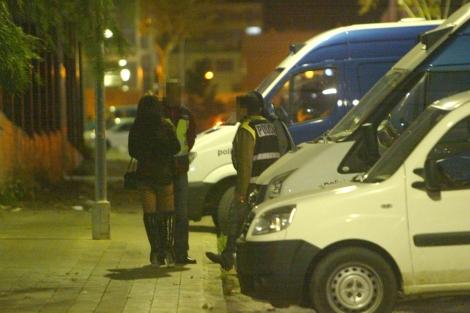 prostitutas barcelona prostituyen