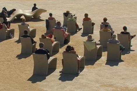 Fotograma del documental 'Mercado de futuros' de la directora Mercedes Álvarez. | SEFF