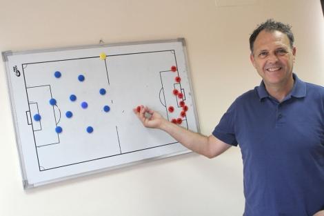 El entrenador dle Mallorca, Joaquín Caparrós.