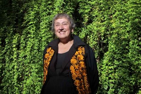 Lynn Margulis, en 2009, en una visita a Madrid. | Antonio M. Xoubanova