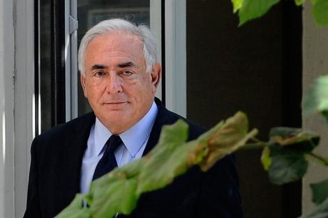 Strauss-Kahn, el pasado septiembre en París. | AFP