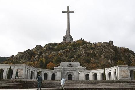 El Valle de los Caídos. | Foto: Javier Barbancho