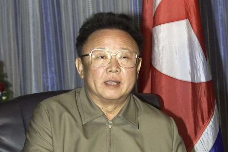 Kim Jong-il, en una imagen de archivo. | Ap