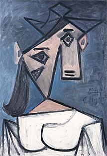 'Cabeza de mujer'.
