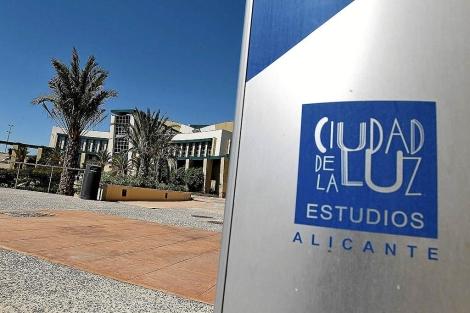 Los estudios Ciudad de la Luz. | Ernesto Caparrós