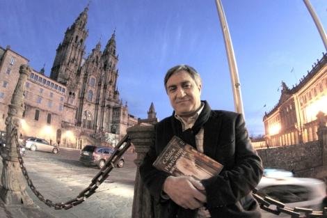 El autor de la novela es el catedrático José Luis Corral. | Efe