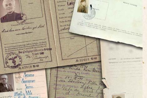 Visados expedidos por diplomáticos españoles a judíos. | Casa Sefarad-Israel