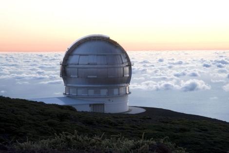 Gran Telescopio de Canarias. | Efe