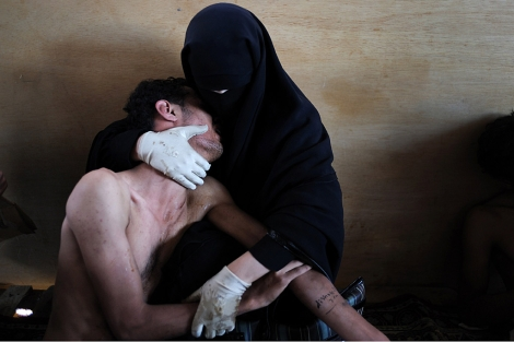 La imagen de Samuel aranda escogida por World Press Photo.