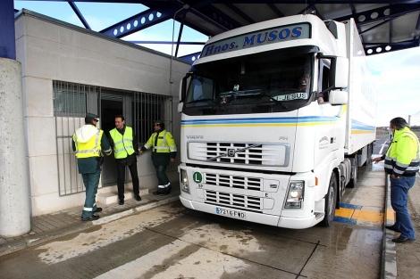 3.118 transportistas de mercancías y personas operaban sin autorización