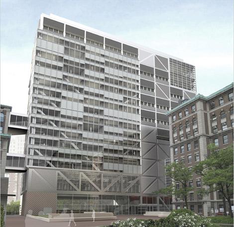 El edificio del campus de Columbia fue inaugurado el año pasado. | Elmundo.es