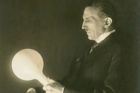 Nikola Tesla. El hombre que iluminó el mundo