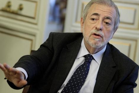El secretario de Estado de Administraciones Públicas, Antonio Beteta. | Alberto di Lolli