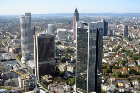 Imagen de Frankfurt. | EM