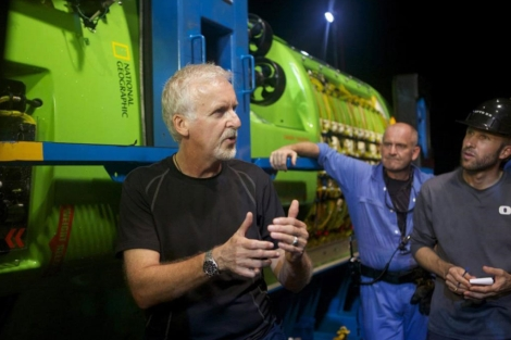 James Cameron, Avatar, Titanic, cinema, Hollywood