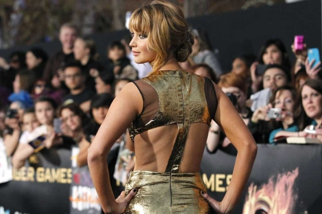 La actriz Jennifer Lawrence. | Reuters