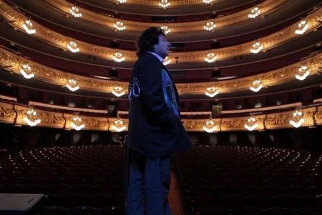 Un fotograma del último documental dedicado al cantaor. | E.M.