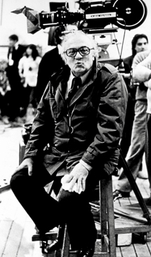 Federico Fellini.