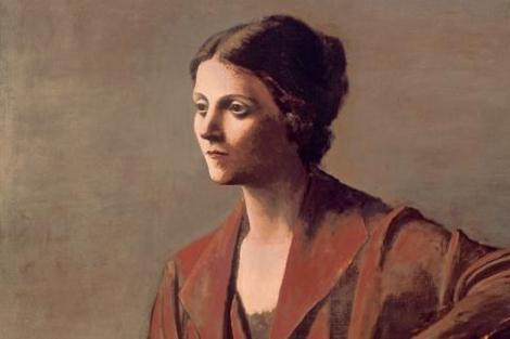 'Olga Picasso', del pintor malagueño.