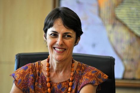 Ana de Hollanda. | Cultura.gov.br