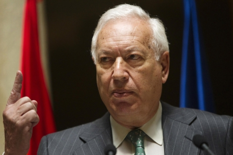 El ministro de Asuntos Exteriores, Jos Manuel Garca Margallo. | Reuters