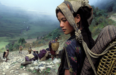 Mujer chhetri, Nepal. | Bruno Morandi [VEA MÁS IMÁGENES]