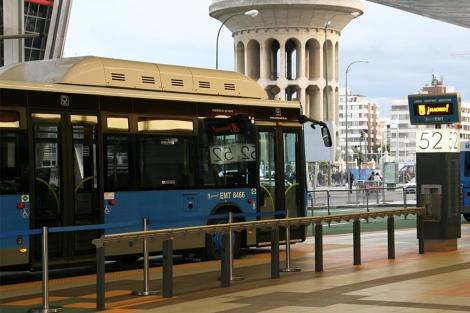 Entra en vigor la subida de las tarifas del transporte público de Madrid- 1335786726_0