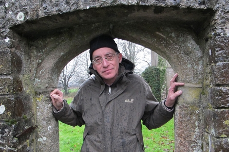 Stephen Harding en el Schumacher College en Dartingon Hall./C.F.