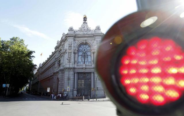 Sede del Banco de España. | Efe