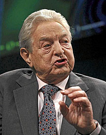 George Soros.